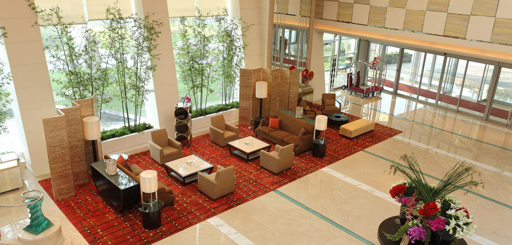 Finn Hotel and Accommodation|Hotel Lobby